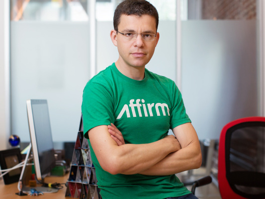 Max Levchin's Affirm raises $200 million at a nearly $2 billion valuation