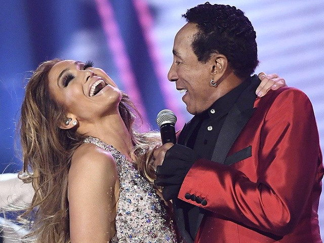 "Smokey Robinson Defends J.Lo, Says Motown's Music Isn't ""Just for Black People"""