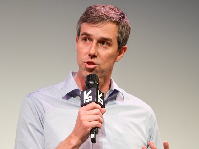 Beto O'Rourke is running for president — and people can't get over his Vanity Fair cover