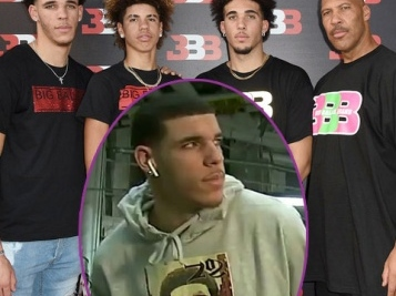 LiAngelo 'I Don't Know Why I Stole Those LV Shades' Ball Says UCLA Made Him Thank Trump After Scandal + Lakers Baller Lonzo Ball Trolls Nas
