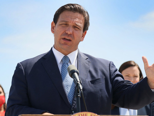 Florida governor to pardon everyone in state charged with breaking Covid restrictions