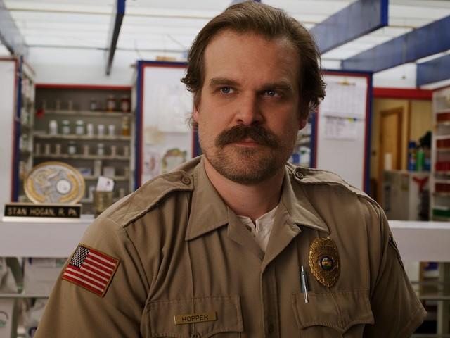 'Stranger Things' teases the return of David Harbour's Hopper in Season 4