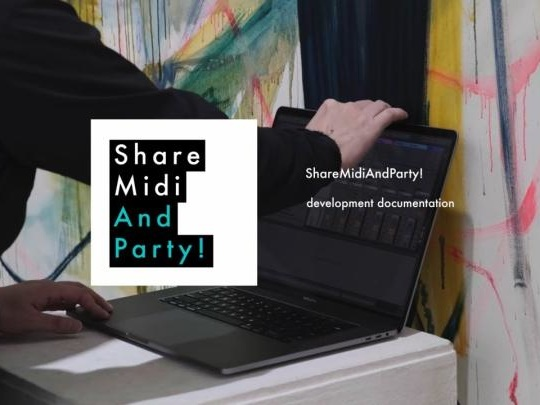 Share MIDI And Party!