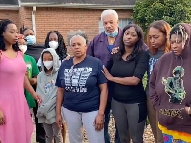 'He wouldn't kill a bug': Family of Black man killed by police dispute cops' version of events in viral TikTok
