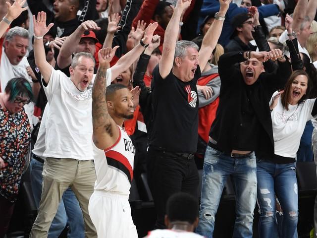 Damian Lillard's epic performance vaults Blazers to NBA playoff series win vs. Thunder