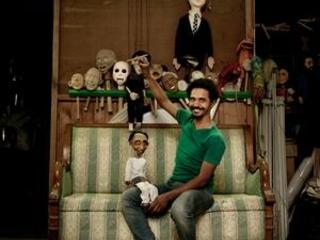 In Egypt, a marionette maker strings together memories