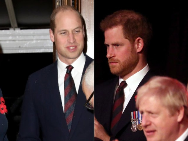 Prince Harry just came face to face with his brother Prince William for the first time since admitting there's a rift between them