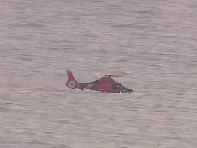 Jet Skier Dies After Massive Ocean Search, Rescue Off Long Beach