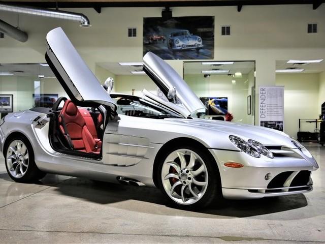 2008 Mercedes-Benz SLR--McLaren 2dr Roadster 5.5L