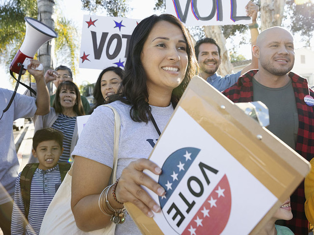 'Nonpartisan' Rock the Vote Goes After Electoral College, Embraces Other Liberal Talking Points