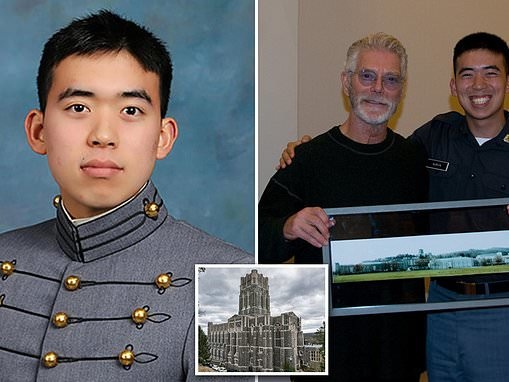 West Point cadet, 20, is found dead four days after he vanished