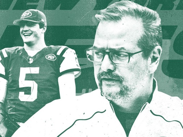 By Firing Mike Maccagnan, the Jets Made the Right Move at the Wrong Time