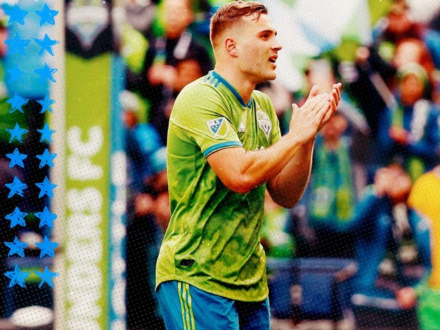 Jordan Morris tore his ACL and came back a star