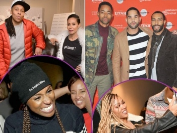 Celebs Make A Splash At Sundance Film Festival 2018 To Get Their Stories On The Big Screen – Issa, Meagan Good, Omari Hardwick, Jada Pinkett Smith & More