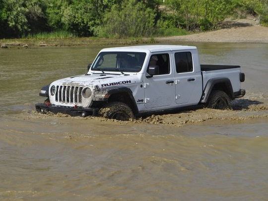 Off-Roading Brings A Different Kind of Automotive Joy