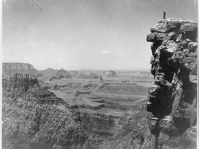 In 1919, Grand Canyon National Park opened with a shrug. Now it's on everyone's bucket list.