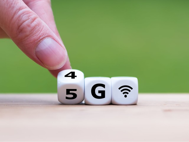 The Battle for 5G Supremacy