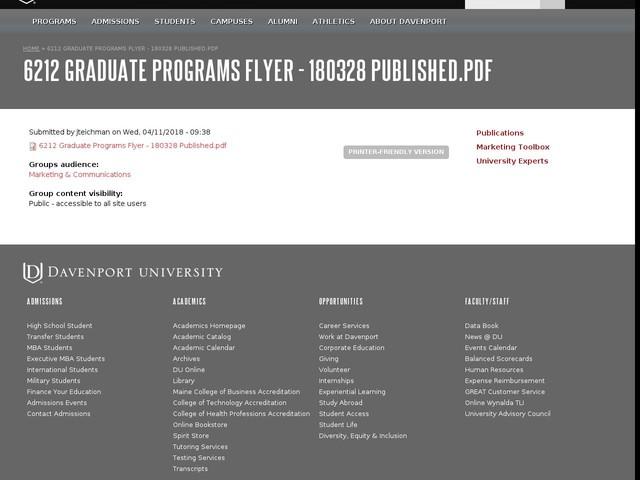 6212 Graduate Programs Flyer - 180328 Published.pdf