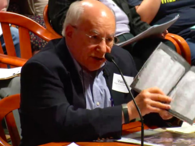 Holocaust Survivor Delivers Scathing Testimony About ICE Arrests