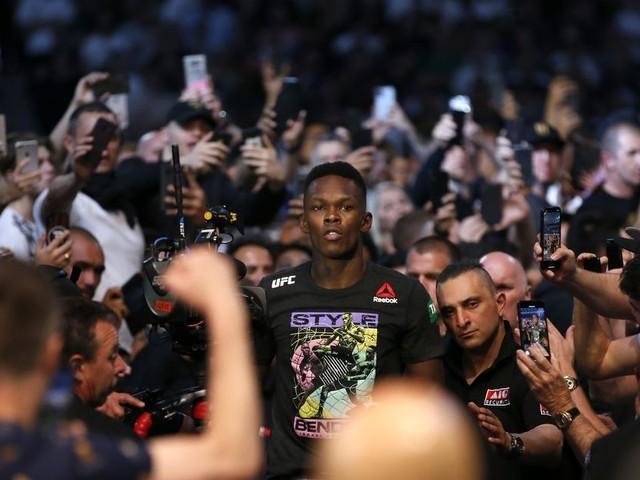 Report: Adesanya dancer was assaulted after UFC 243
