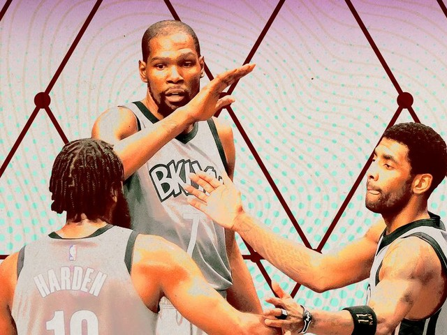 The Nets Have Already Figured Out the Key to Unlocking the Power of a Big Three