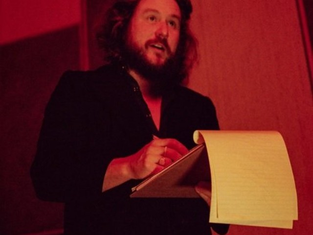 My Morning Jacket frontman Jim James' next project is album with Teddy Abrams & The Louisville Orchestra