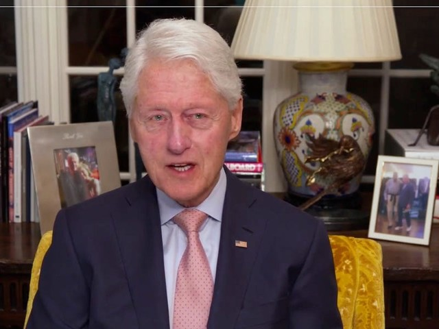 Bill Clinton leaves California hospital after 6 days of treatment for urological and blood infection