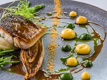 £159 -- Michelin-starred chef's-table meal for 2 & champagne