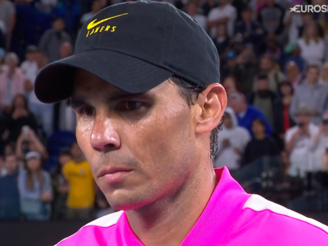 """""""He Always Wanted More""""- Rafael Nadal Pays Tribute to Kobe Bryant After Victory Against Nike Kyrgios at Australian Open 2020"""