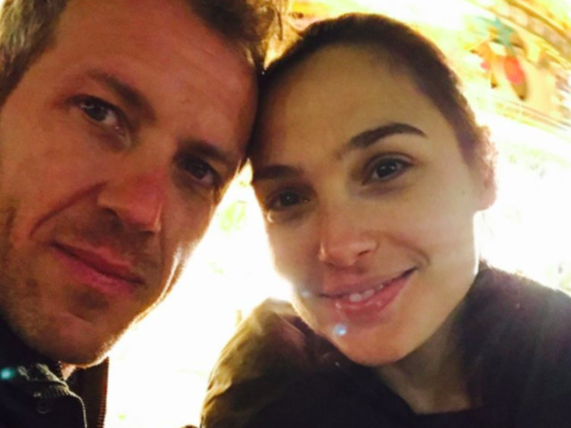 Photo Of Gal Gadot's Husband Wearing 'Wonderful' Shirt Goes Viral