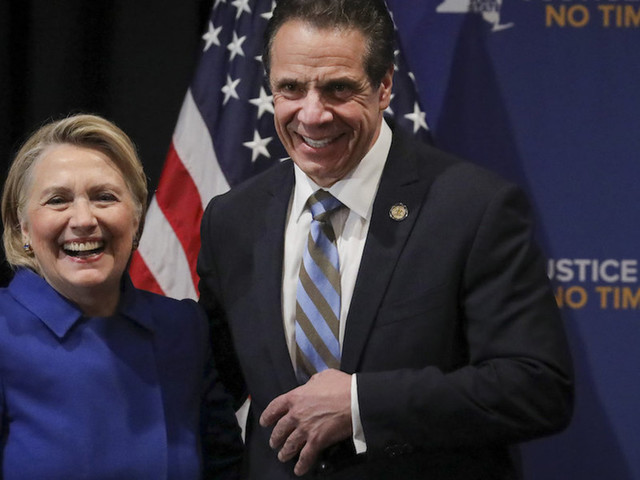 NY Gov. Cuomo refuses to sign state budget until lawmakers approve bill legalizing abortion for any reason until birth