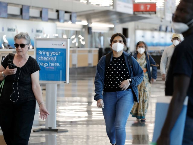 With proper measures flying can be safer than eating at a restaurant during the pandemic, study says