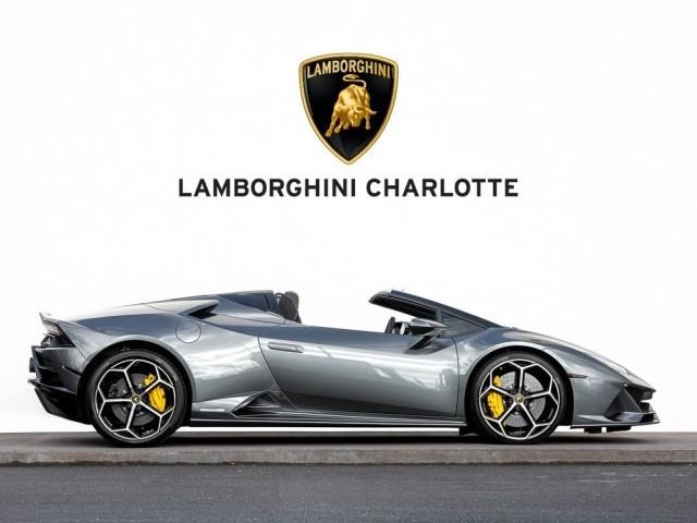 2020 Lamborghini Huracan--Evo Spyder