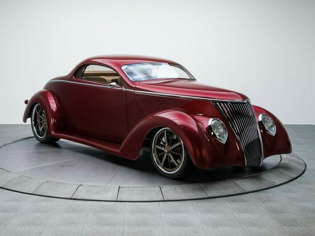 1937 Ford Street--Rod CUSTOM COUPE