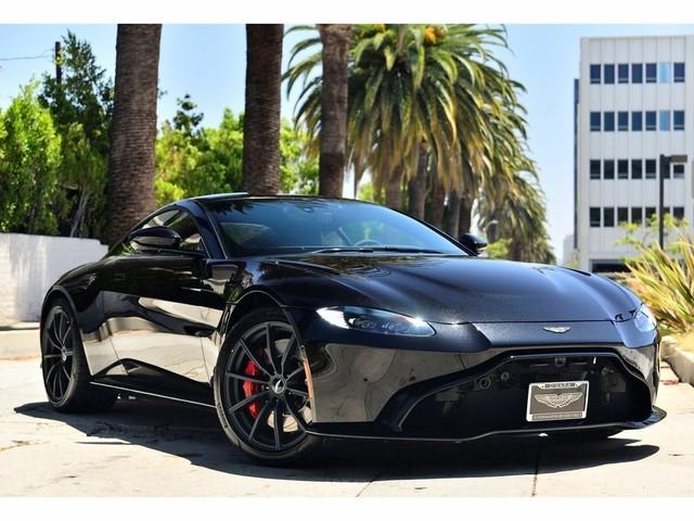 2020 Aston-Martin Vantage