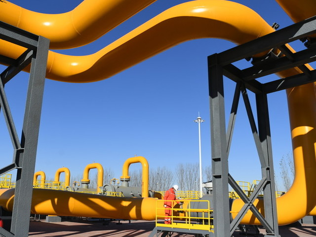 Beijing launches 1,100km section of Russia-China natural gas pipeline