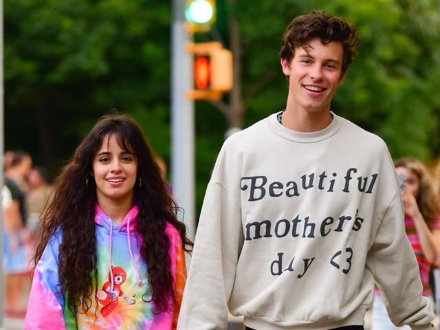 Camila Cabello Adoringly Watches Shawn Mendes Perform Ahead of the MTV VMAs