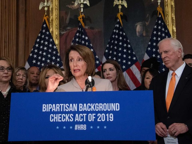 House Democrats Pledge Passage Of Expanded Gun Background Checks Bill