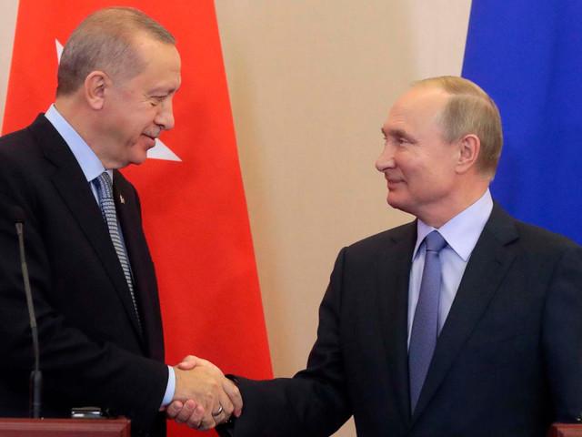 Turkey, Russia agree to create 'terror-free safe zone' in Syria