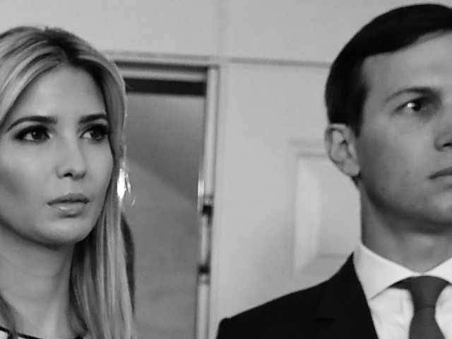 Ivanka Trump Is Mad at Her Dad for Being Mean to Jared Kushner