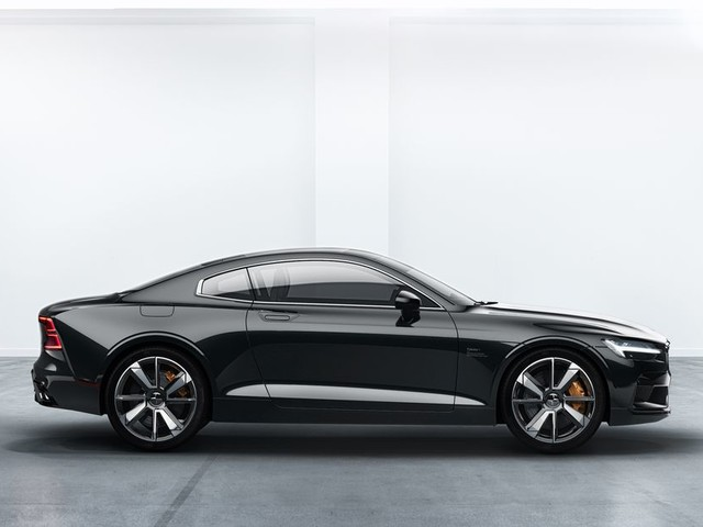 The high-performance Polestar 1 is coming to just a few countries