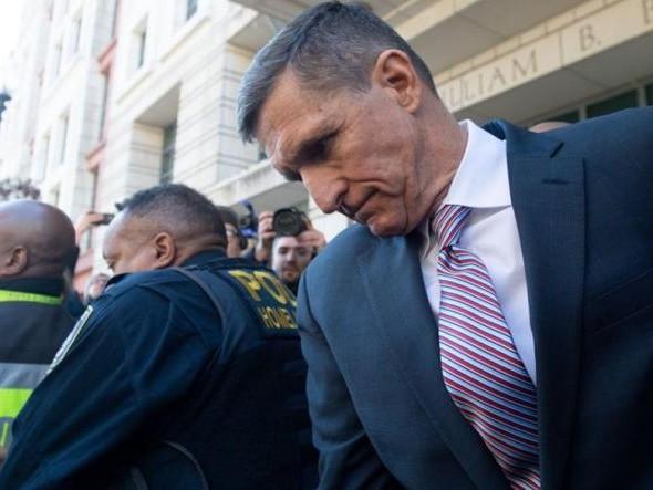 President Trump Pardons Michael Flynn