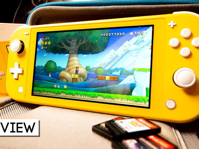 Nintendo Switch Lite: The Kotaku Review