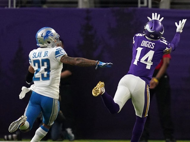 Opposite of trash talk: Stefon Diggs, Darius Slay show respect with compliments
