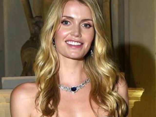 Princess Diana's Niece Lady Kitty Spencer Gets Married