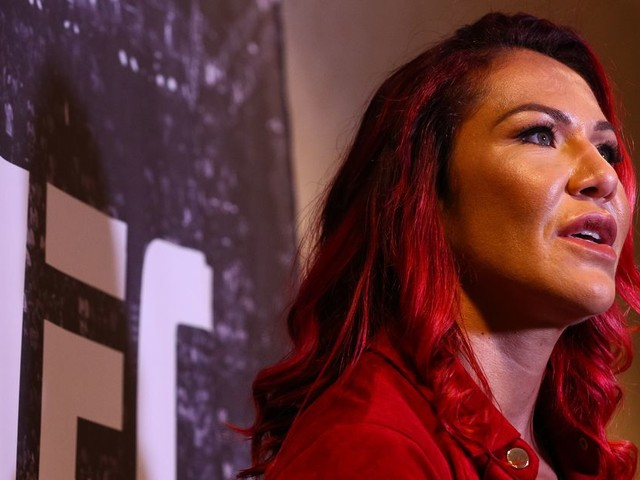 Cyborg on Nunes: 'I think this will be my last fight in the UFC'