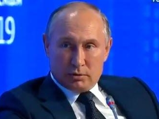 Vladimir Putin Sums Up The New World Order In 5 Words