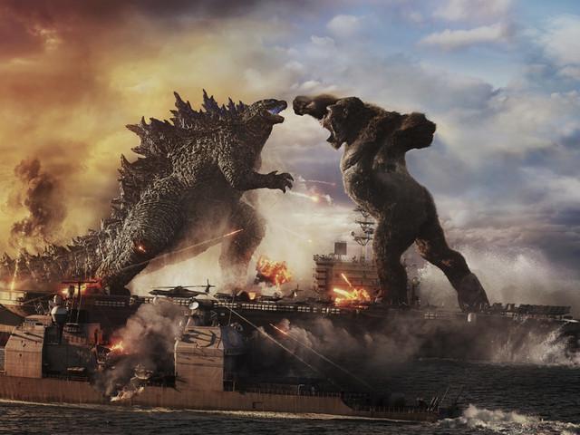 'Godzilla vs. Kong'; A heavyweight bout with a light touch