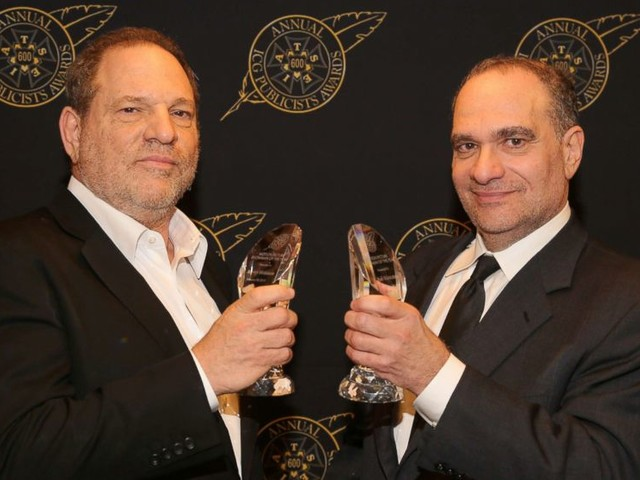 Bob Weinstein says 'sick and depraved' brother Harvey Weinstein abused him
