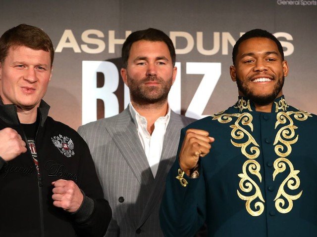 Ruiz vs Joshua II undercard preview: An all-heavyweight lineup